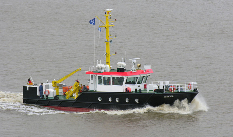 24m Sounding / Research Vessel