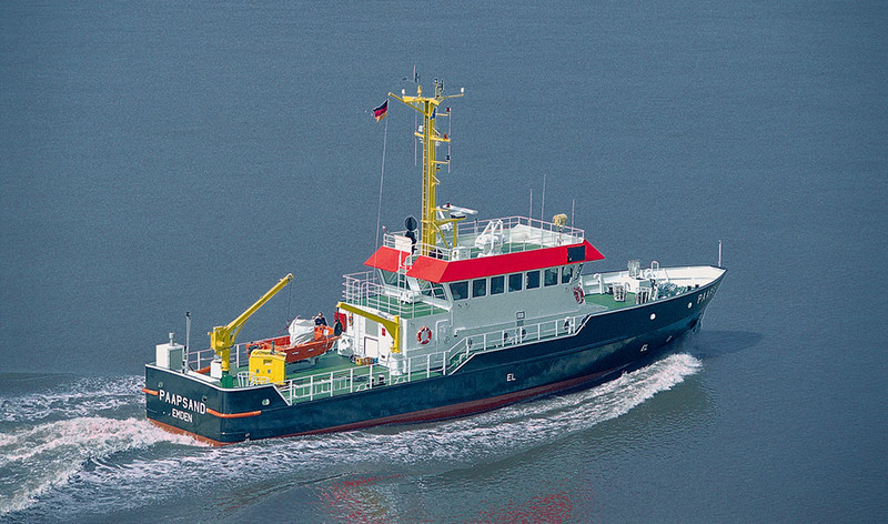 30m Sounding / Research Vessel