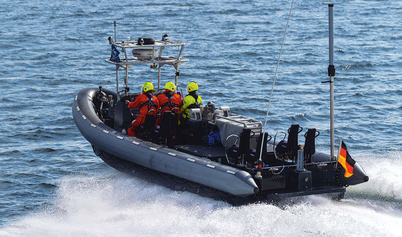 Special Forces Boats