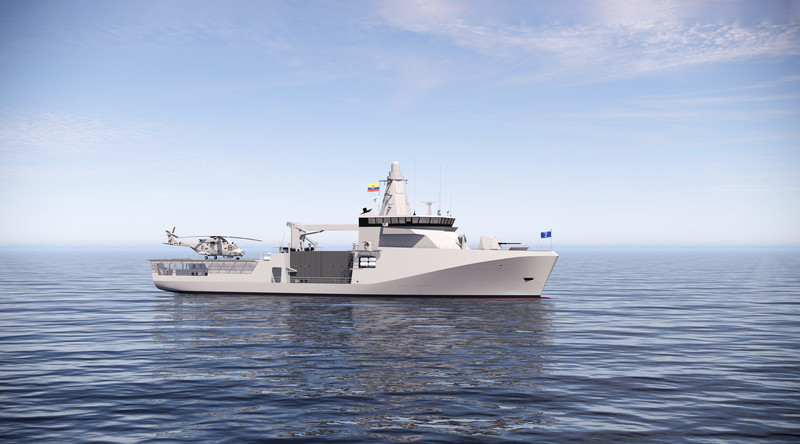 Fassmer to deliver MPV70 MKII for the Ecuadorian Navy