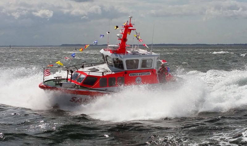 Delivery of 43 m Hydrographic Survey Vessel